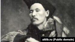 Григорий Чорос-Гуркин (1870––1937). 1915-жылдагы сүрөт.
