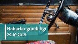 Habarlar gündeligi – 29-njy oktýabr, 2019 ý.