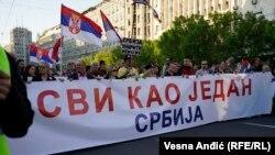 Jedan od pet miliona u Beogradu