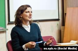 Екатерина Деминцева.