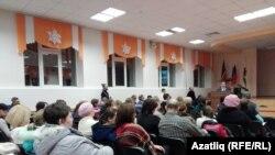 Казан шәһәр Думасы депутатларының хисап тоту җыелышы