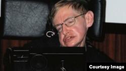 İngilis fiziki Stephen Hawking