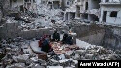 Idlib, Siri. Foto nga arkivi.