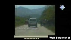"""Snimci iz dokumentarca """"Operacija Srebrenica"""""""