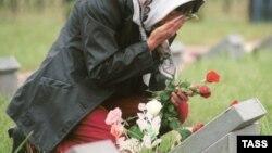 Меморіал невідомим солдатам, загиблим у Чечні, Богородське кладовище, Москва