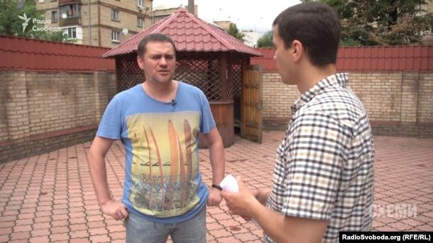 Журналіст інтернет-видання «Наші гроші» Юрій Ніколов