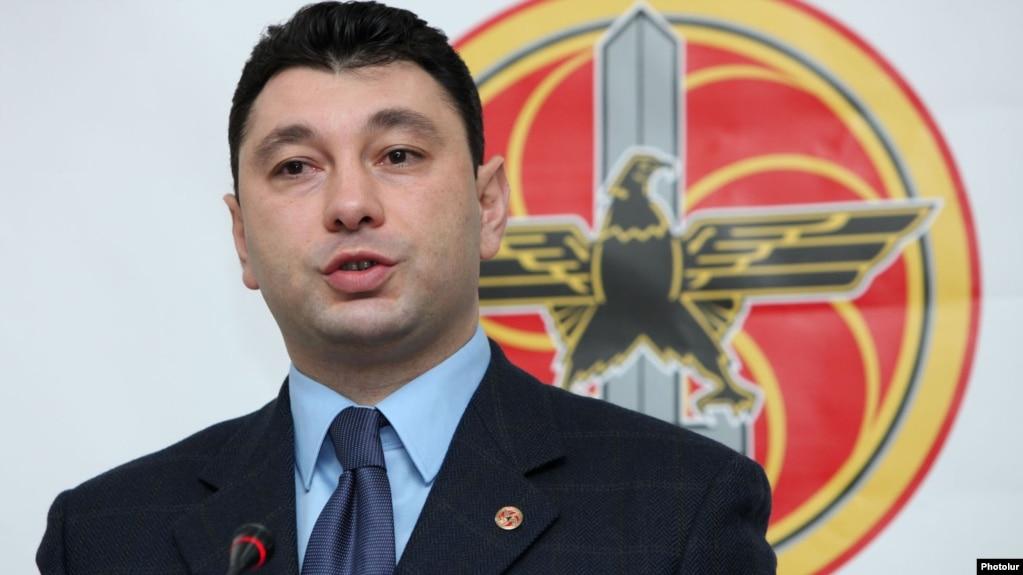 Эдуард Шармазанов: Я никогда не стану запасным, и РПА также, независимо от результатов голосования