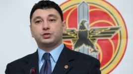 Eduard Sharmazanov, spokesman for the ruling Republican Party of Armenia, undated