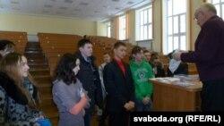 Удзельнікі «Беларускага пяціборства» атрымліваюць заданьні
