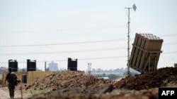 سامانه گنبد آهنین اسرائیل