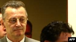 Franko Simatović u haškoj sudnici, foto iz arhive