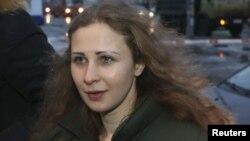 მარია ალიოხინა