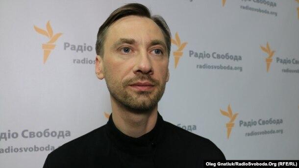 Протоієрей УПЦ Київського патріархату Сергій Дмитрієв