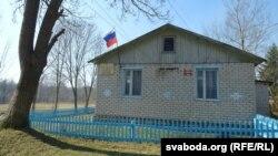 Будынак сельскай адміністрацыі ў Кібіршчыне