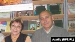 Тольятти эшмәкәрләре Роза һәм Ирек Каримовлар