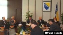 Vijeće ministara BiH u tehničkom mandatu, sjednica od 23. decembra 2011.