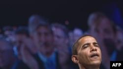 اوباما در یکی از جلسههای ایپک