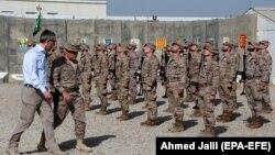 نیروهای ناتو در عراق