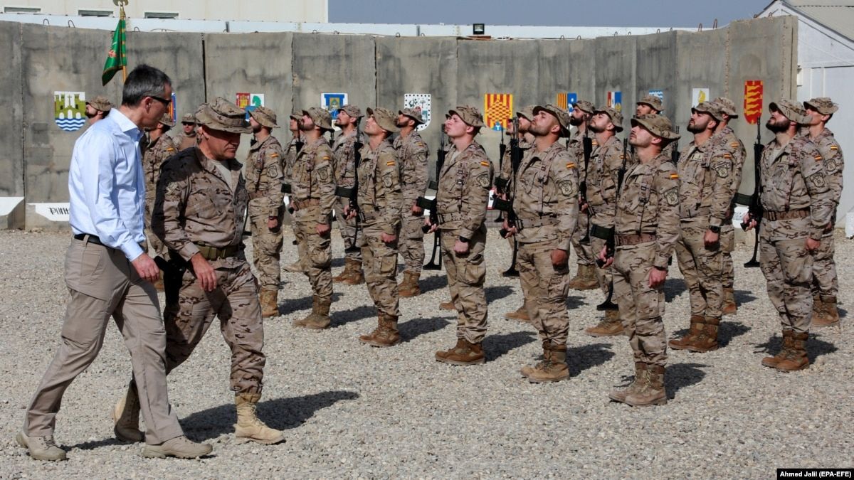 Загороднюк: Украина подтвердила желание присоединиться к миссии НАТО в Ираке