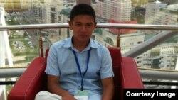 Таха Ясин Малкоч, этнический казах, живущий в Турции.