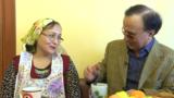 Нарзулло Охунжонов та його дружина Шамсія Худойназарова у Києві