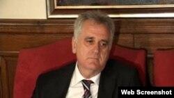 Tomisllav Nikoliq - lider i Partisë Serbe të Progresit