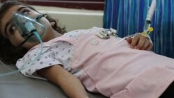 Children Struggling To Breathe In The Polluted Afghan Capital