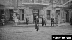 Симферополь в оккупации