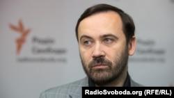 Колишній депутат Державної думи Росії Ілля Пономарьов