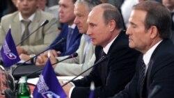 Ваша Свобода | Кого представляє Медведчук у Мінську і у Росії?