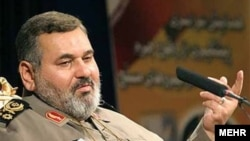 Iran's Armed Forces former Chief of Staff, General Hassan Firouzabadi. Undated