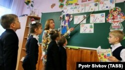 Minority languages and education is a divisive issue in Ukraine.