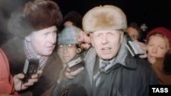 Андрей Сахаров в 1986 году.