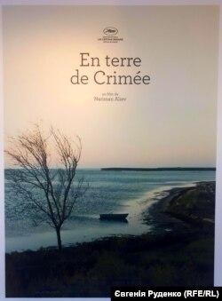 Рекламний плакат фільму Нарімана Алієва «Додому»