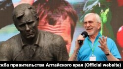 Президент Шукшинского кинофестиваля Виктор Мережко