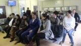 Kyrgyzstan - Bishkek - Russia migration 31 March 2019