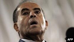 Поранешниот либиски премиер Махмуд Џибрил