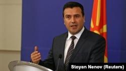 Kryeministri i Maqedonisë, Zoran Zaev.
