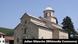 Manastiri i Deçanit - foto arkivi