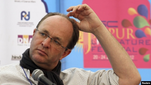 Scottish historian and author William Dalrymple