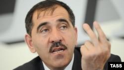 Ingushetian leader Yunus-Bek Yevkurov
