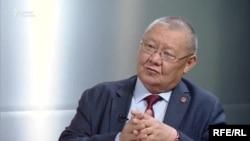 Токон Мамытов, Кыргызстандын акыйкатчысы.