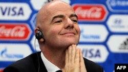 Шефот на ФИФА, Џани Инфантино