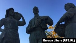 Statui sovietice la Tiraspol