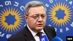 Спікер грузинського парламенту Давид Усупашвілі