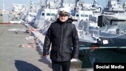 Один із тих, кого залишили під арештом – Юрій Без'язичний, матрос катера «Бердянськ»
