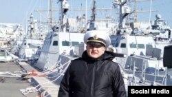 Старший матрос Юрий Безьязычный, архивное фото