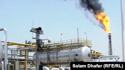 حقل حلفاية النفطي في العمارة
