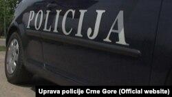 FOTO: Uprava policije Crne Gore