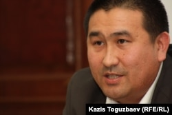 Амангельды Шорманбаев. Алматы, 26 марта 2013 года.